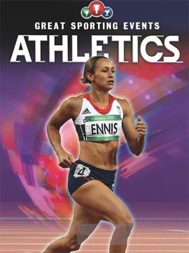 9781445149608: Great Sporting Events: Athletics