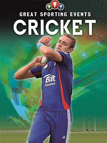 Cricket (Great Sporting Events) (Paperback)