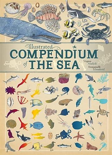 9781445151274: the Sea (Illustrated Compendium of)