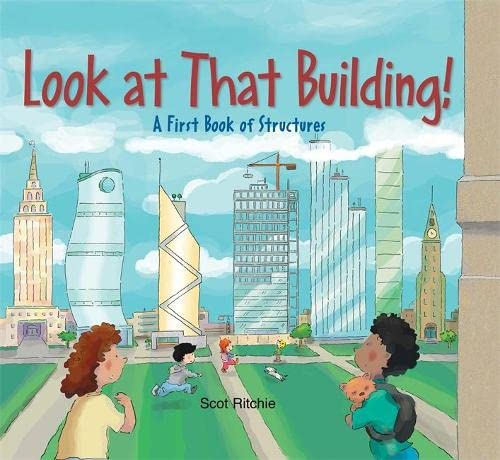 9781445153711: Look at that Building: A First Book of Structures