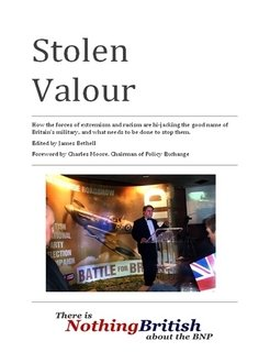 9781445214597: Stolen Valour - The BNP's Theft of Britain's Military Honour