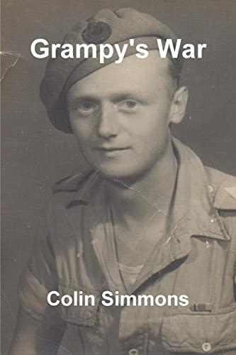 9781445233574: Grampy's War