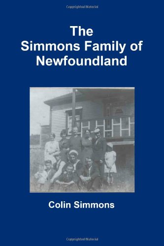 9781445235370: The Simmons Family of Newfoundland