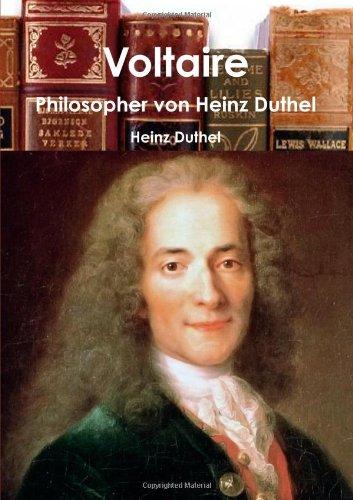 9781445236780: Voltaire:  Philosopher von Heinz Duthel
