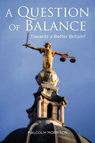 9781445260037: A Question of Balance