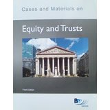 Cases and Materials on Equity and Trusts: Matthew E. Carn;
