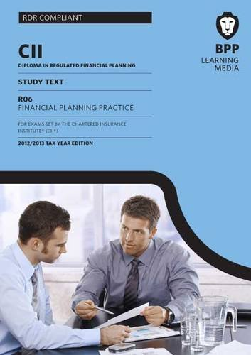 9781445363271: CII Financial Planning Practice: Study Text