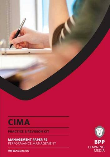 9781445366210: CIMA - Performance Management: Revision Kit