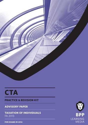 9781445367620: CTA Individuals FA2013: Revision Kit