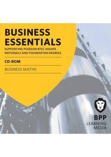 9781445368696: Business Essentials Business Maths (Essentials Cdrom)