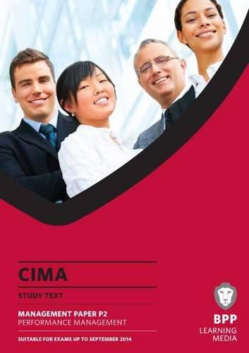 9781445371337: CIMA Performance Management: Study Text