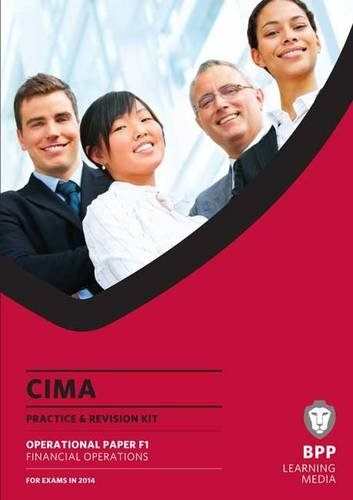 CIMA Financial Operations: BPP Learning Media