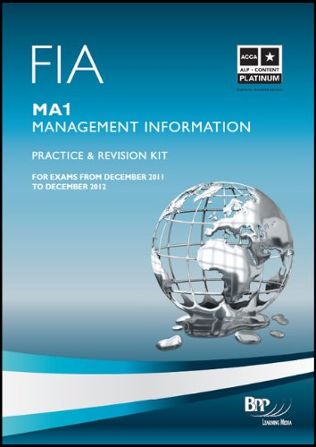 9781445373089: Fia - Management Information Ma1: Revision Kit