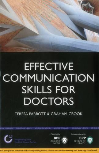 9781445379562: Effective Communication Skills for Doctors (Progressing Your Medical Career)