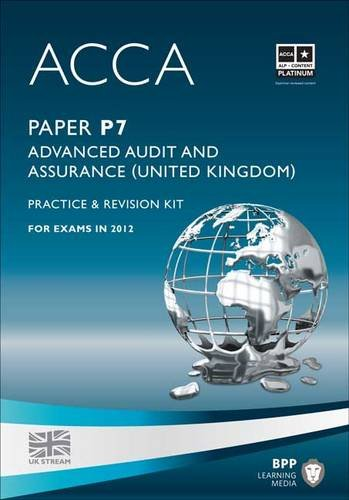 9781445380063: ACCA - P7 Advanced Audit and Assurance (UK) (Revision Kit)