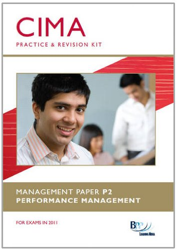9781445380940: CIMA - P2: Performance Management: Revision Kit