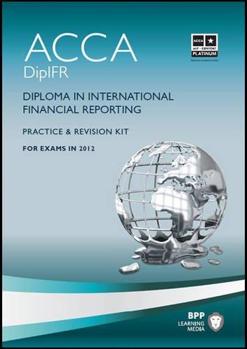 9781445381190: Dipifr - Diploma in International Financial Reporting