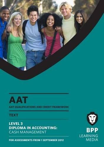 9781445394619: AAT - Cash Management: Study Text (L3)