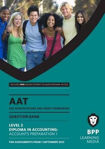 9781445394862: AAT - Accounts Preparation 1: Question Bank (L3)