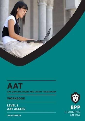 9781445394954: AAT - Level 1: Work Book (L1)