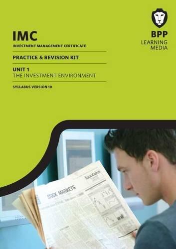 9781445395937: IMC Unit 1 Practice & Revision Kit Version10