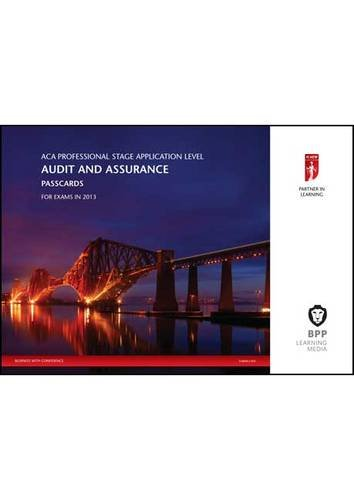 9781445396385: ICAEW Audit and Assurance: Passcards