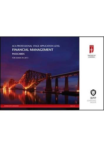 9781445396422: Icaew Financial Management (Passcards)