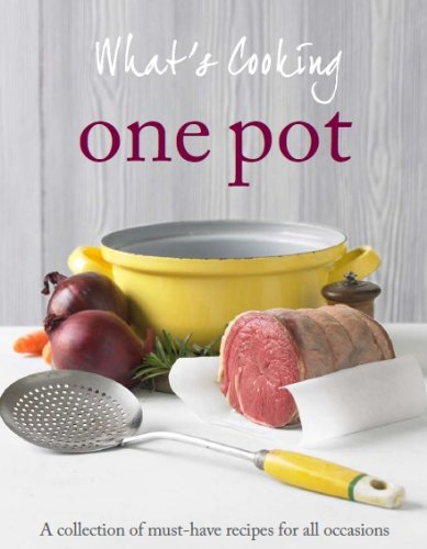 9781445403175: What's Cooking: One Pot