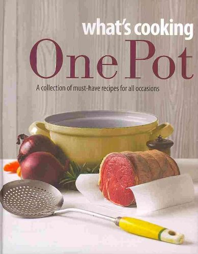 9781445403212: One Pot (What's Cooking)