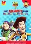 Toy Story 3 Libro Gigante Para Colorear Con Actividades: PIXAR, DISNEY
