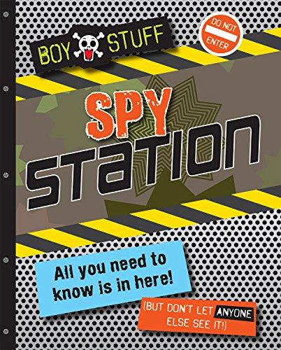 Secret Spy (Boy Stuff): Parragon Books