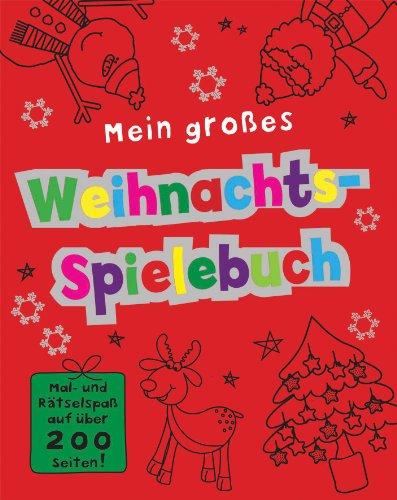 9781445404295: Mein großes Weihnachts-Spielebuch