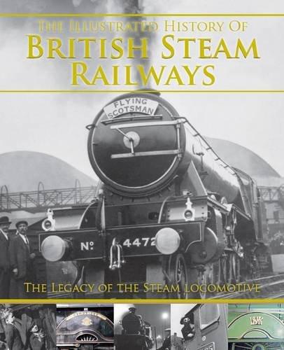 9781445405346: British Steam Railways