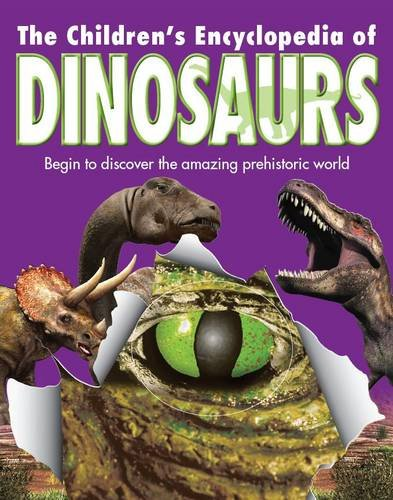Children's Dinosaur Encyclopedia - NA
