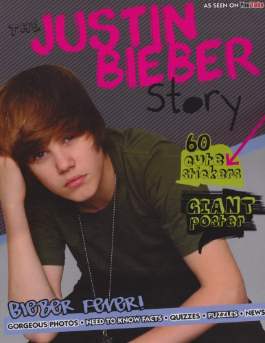 9781445406848: Poster Book: The Justin Bieber Story