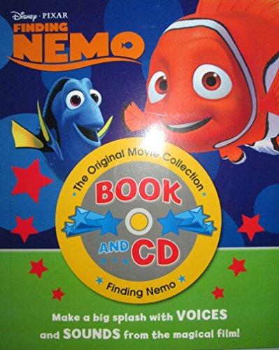 9781445406909: Disney Pixar Finding Nemo (The Original Movie Collection) - Book and CD