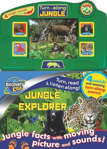 Discovery Moving Picture Book: Jungle