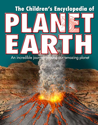 CHILDREN'S PLANET EARTH ENCYCLOPEDIA (Reference Lenticular): Parragon Books
