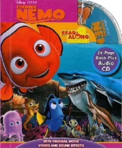 9781445407739: Disney CD Read Along: Finding Nemo