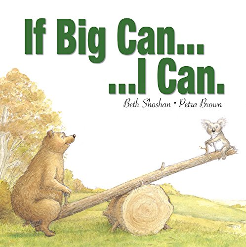 9781445407951: If Big Can... (Meadowside Pic Books)