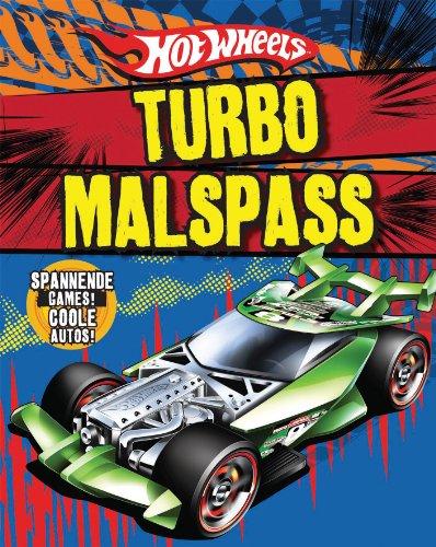 Hotwheels: Turbo Malspass: Spannende Games! Coole Autos!