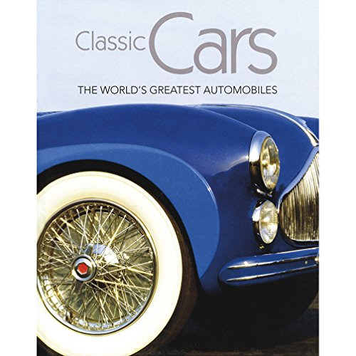 Classic Cars: Parragon Book Service Ltd