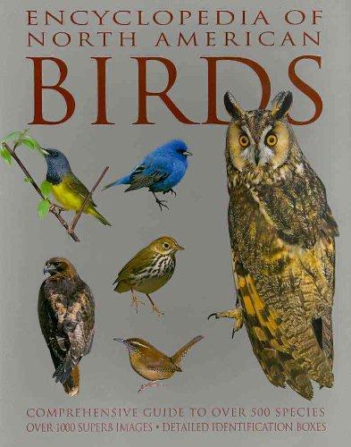 Encyclopedia of North American Birds (1445408511) by Alderton, David