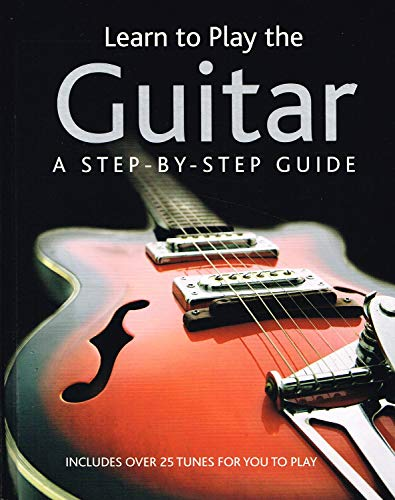 9781445408835: Learn to Play the Guitar