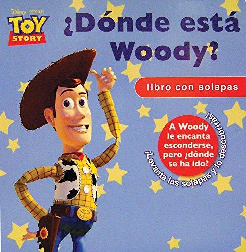 9781445409061: Donde Esta Woody?
