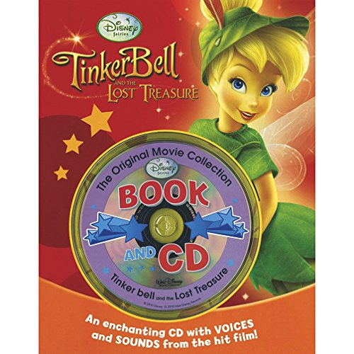 9781445409092: Disney Book and CD: Tinker Bell 2 (Disney Storybook & CD)