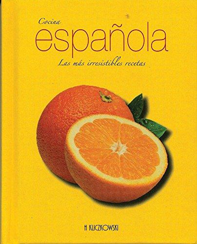 PARA HOY: COCINA ESPAÑOLA: VV.AA.