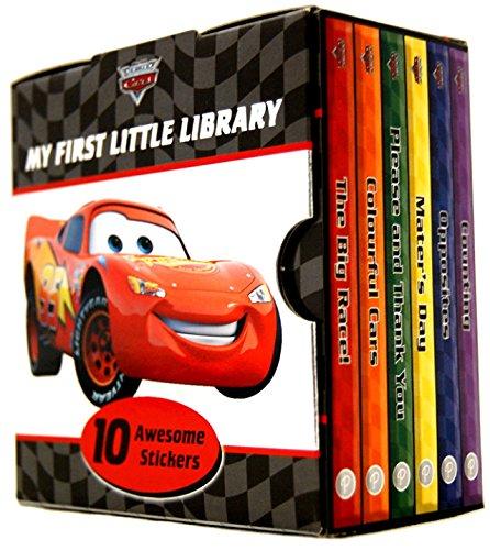 9781445409887: Disney Cars Little Library