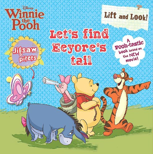 Disney WTP (The Movie) Lift & Look - Let's Find the Backson! (Disney Winnie the Pooh Movie...