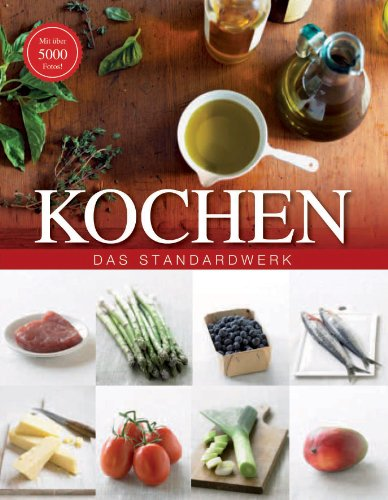 9781445410265: Kochen - Das Standardwerk